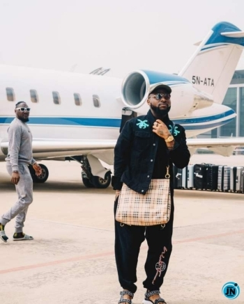Reason Davido Was Absent At Headies Award Revealed (Video)